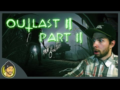 OUTLAST 2 | Part 2 | SK&CZ