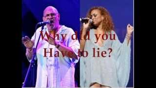 Phil Perry ft. Chante Moore - Where Is The Love (Cover) w-Lyrics