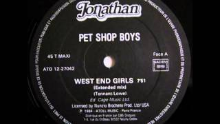 Pet Shop Boys   West End Girls (12'' Extended Mix)