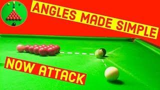 Snooker Angle Shots