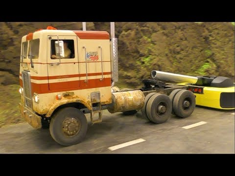 INTERMODELLBAU 2018! FANTASTIC RC TRUCK ACTION! COOL RC MODELS AND VEHICLES INTERMODELLBAU GERMANY