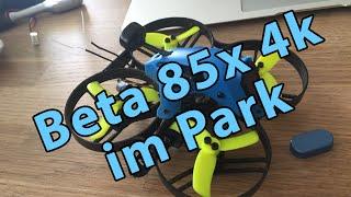 Beta FPV // Beta 85x 4k // Tarsier 4k Kamera im Test