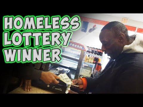 Výhra pro bezdomovce