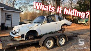 Saving a Vintage Porsche 911 Targa from the Scrapyard: Rebuild Part 3