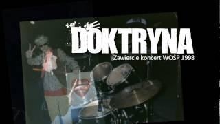preview picture of video 'Doktryna - koncert WOŚP Zawiercie MOK 1998'