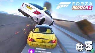 Forza Horizon 4 FAILS, WINS & Random Moments #3