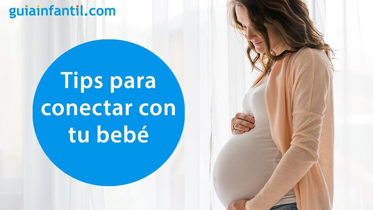 Disfrutar del parto y conectar con el bebé durante el embarazo | Consejos útiles de una osteópata
