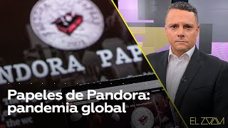 """""""LOS PAPELES DE PANDORA"""", EVASION DE IMPUESTOS Y OPERACIONES SECRETAS"""