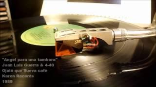 Juan Luis Guerra & 440: Angel para una Tambora(Vinyl) 1989