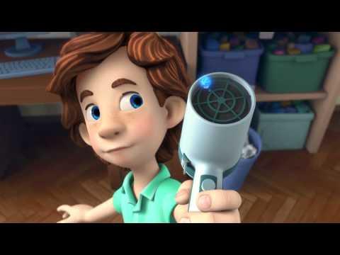 Фиксики - Фен | Познавательные образовательные мультики для детей, школьников