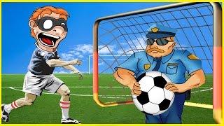 ВОРИШКА БОБ 2 53 СЕКРЕТНЫЕ УРОВНИ Боб играет в футбол Новые Приключения Воришки Боб 2
