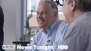 Climate Change Is the Only Thing on This 2020 Candidate's Mind (HBO)
