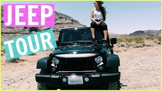 CAR TOUR | 2017 Jeep Wrangler Unlimited Willys Wheeler