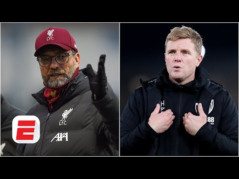 Jurgen Klopp & Eddie Howe discuss Marco Silva's sacking & Liverpool vs. Bournemouth | Premier League