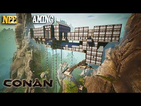 White Castle In The Sky! - Conan Exiles