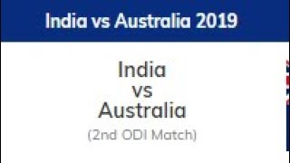Top Fantasy Cricket League Picks for India vs Australia 2nd ODI