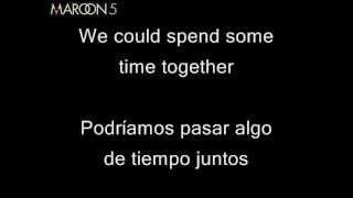 Maroon 5 - Figure It Out HD Subtitulado Español English (lyrics)