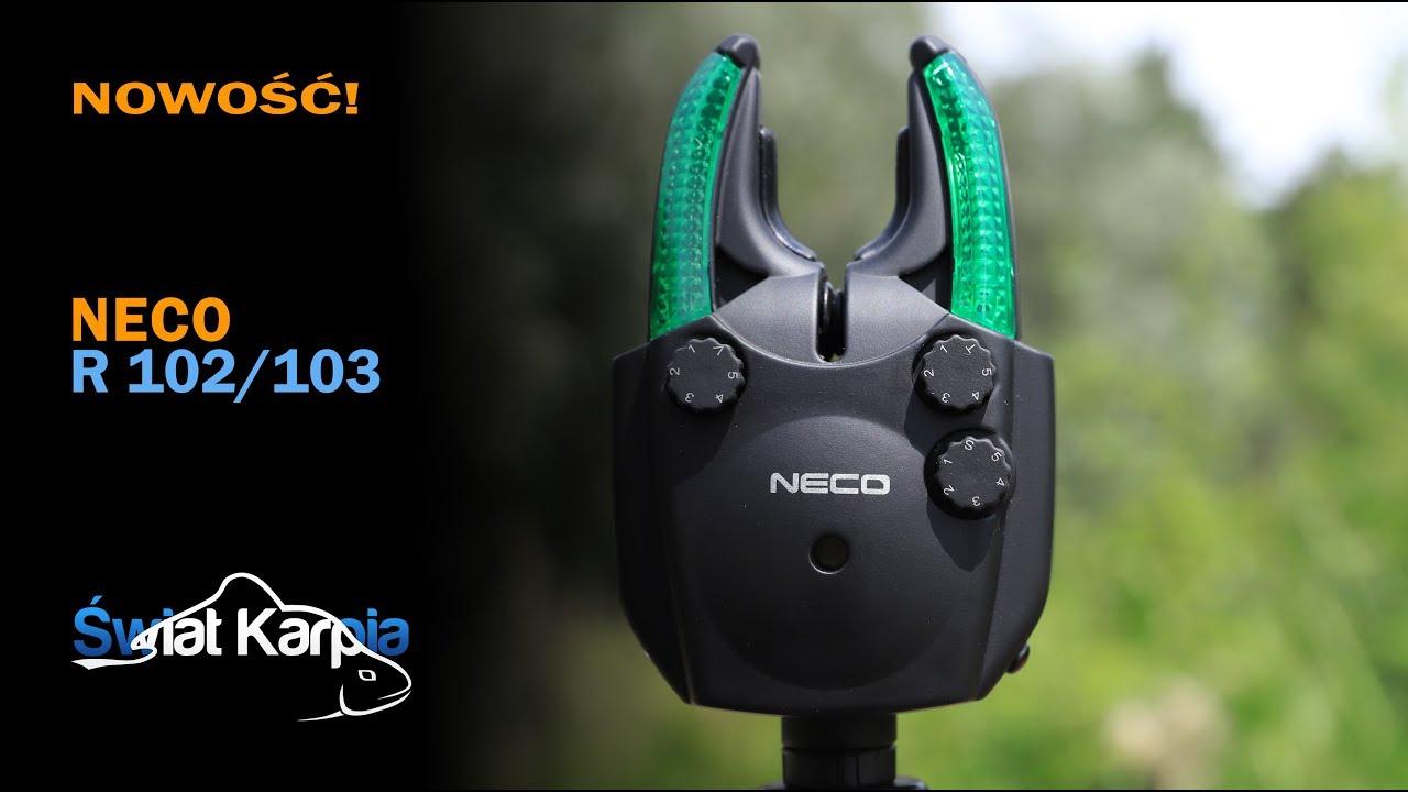 Nowość NECO - sygnalizatory R102/R103