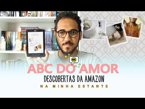 ABC DO AMOR: Descobertas da Amazon | Na Minha Estante
