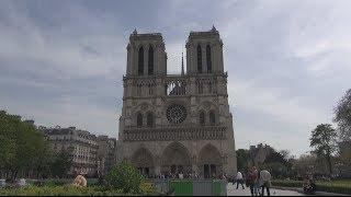 Tour of Notre Dame Cathedral - Pagan Symbolism - Gorilla199