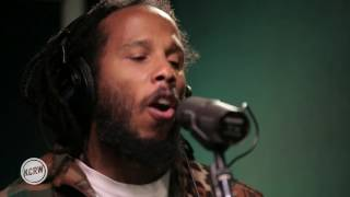"Ziggy Marley performing ""Look Who's Dancing"" Live on KCRW"