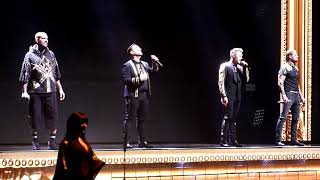 Boyzone - You Needed Me - SSE Arena, Belfast - 23rd Jan 2019