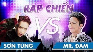 Rap chiến 2: Sơn Tùng M-TP vs Đàm Vĩnh Hưng - TÙNG TÔM x GIANG ĐẪM x HÙNG CÒI | Gấu