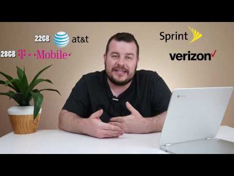 Best Unlimited Data Plan   Verizon   T-Mobile   Sprint   AT&T