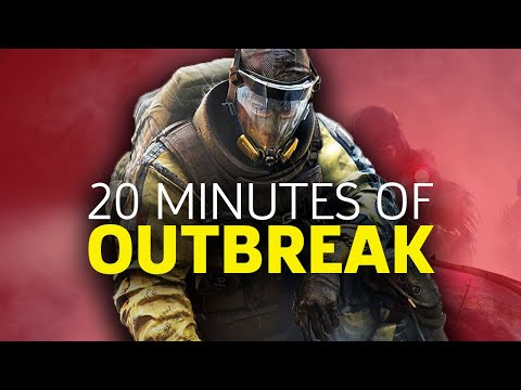 20 Minutes of Outbreak – Rainbow Six Siege Outbreak Gameplay