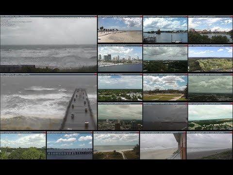 Florida Weather Cameras – Hurricane Irma (19 cameras across Florida)