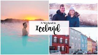 Iceland Vlog - Blue Lagoon, Golden Circle & Northern Lights | Charlotte Ruff