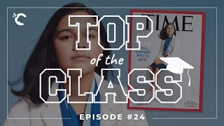 youtube video thumbnail - TIME's Kid of the Year, Gitanjali Rao, on Science, Education and a Problem Solving Mindset