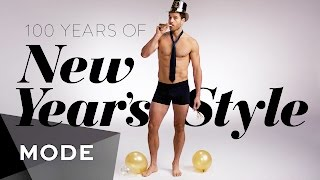 100 Years of Fashion: New Year's Style  ★ Mode.com