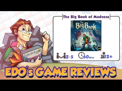 Edo's The Big Book of Madness Game Review