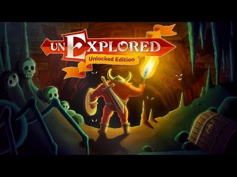 Unexplored: Unlocked Edition | Trailer | PS4, Xbox One & Nintendo Switch thumbnail