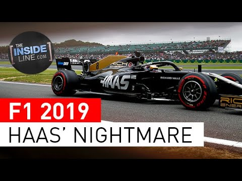 Image: WATCH: Haas F1 Nightmare Continues