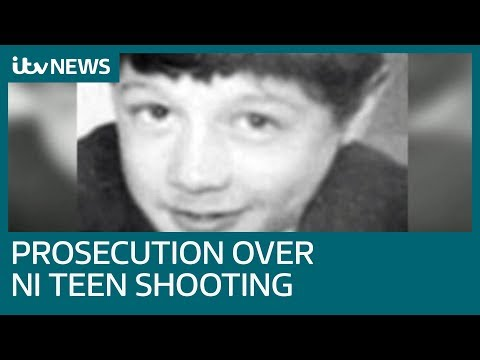 Former soldier to be prosecuted for murder of Derry teen | ITV News