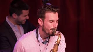 Chad Lefkowitz-Brown Live at Birdland - Watermelon Man (Herbie Hancock)
