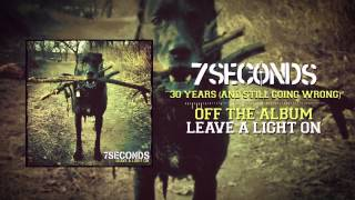 7SECONDS - 30 Years (And Still Going Wrong)