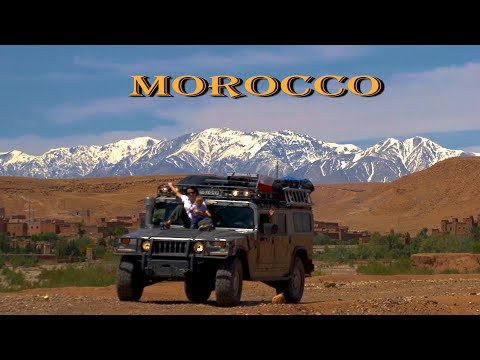 Video Morocco 4x4  The BEST and most beautiful places  , off road Expedition  Epic Music ,مغربي , KB4x4.pl