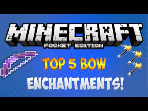 Minecraft: TOP 5 ENCHANTMENTS! (MC 1 5) | iJevin - игровое видео