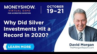 Why Did Silver Investments Hit a Record in 2020?