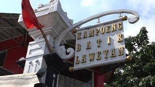 Destinati Foto Kampung Batik Laweyan