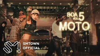 BoA 보아 'Moto' MV