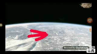 3 появления странных одинаковых обьектов обнаруженных с борта МКС в разное время: за 2014,2019годы