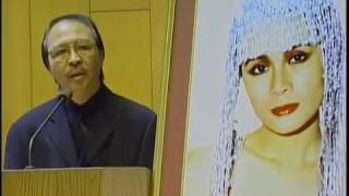 Buổi lễ tiễn đưa nữ ca sỹ Ngọc Lan ( 10/3/2001 )