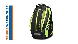 Babolat Pure Aero Backpack video