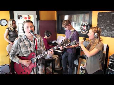 """""""Take A Ride"""" - My band's video featured on the """"Talent Watch"""" TV show."""