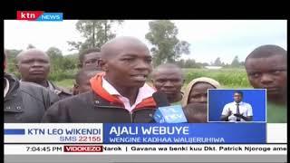 Ajali Webuye: Watu saba wafariki baada ya matatu kugonga lori, wengine kadhaa walijeruhiwa