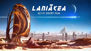 "Animated Sci-fi short film ""Laniakea"""